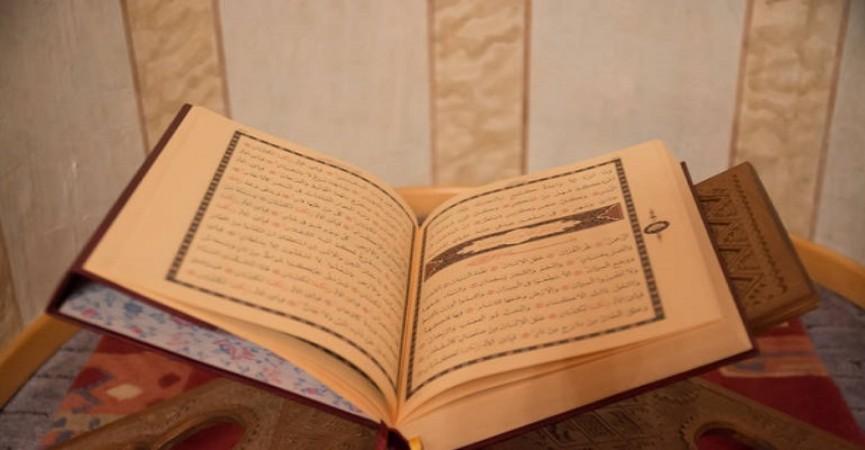 Ali-Səud Quranı təhrif edir