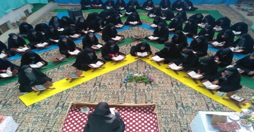 Qazaxıstanda xanımlar arasında Quran yarışları keçirildi